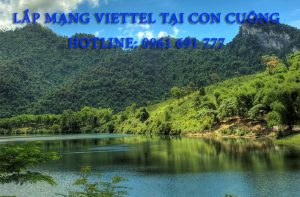 Lắp mạng viettel tại Con Cuông - Hotline: 0961 691 777