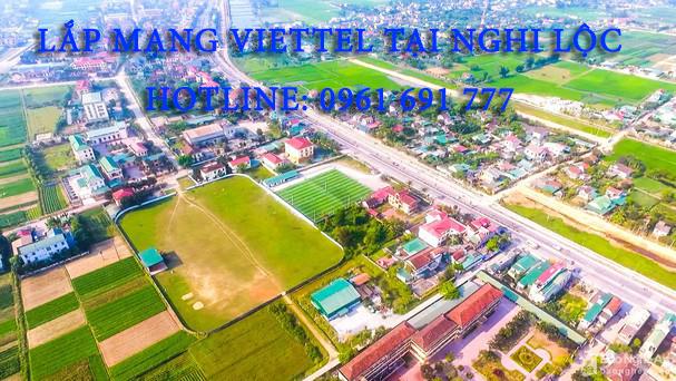 Lắp mạng viettel tại Nghi Lộc - Hotline: 0961 691 777