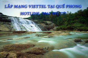 Lắp mạng viettel tại Quế Phong - Hotline: 0961 691 777