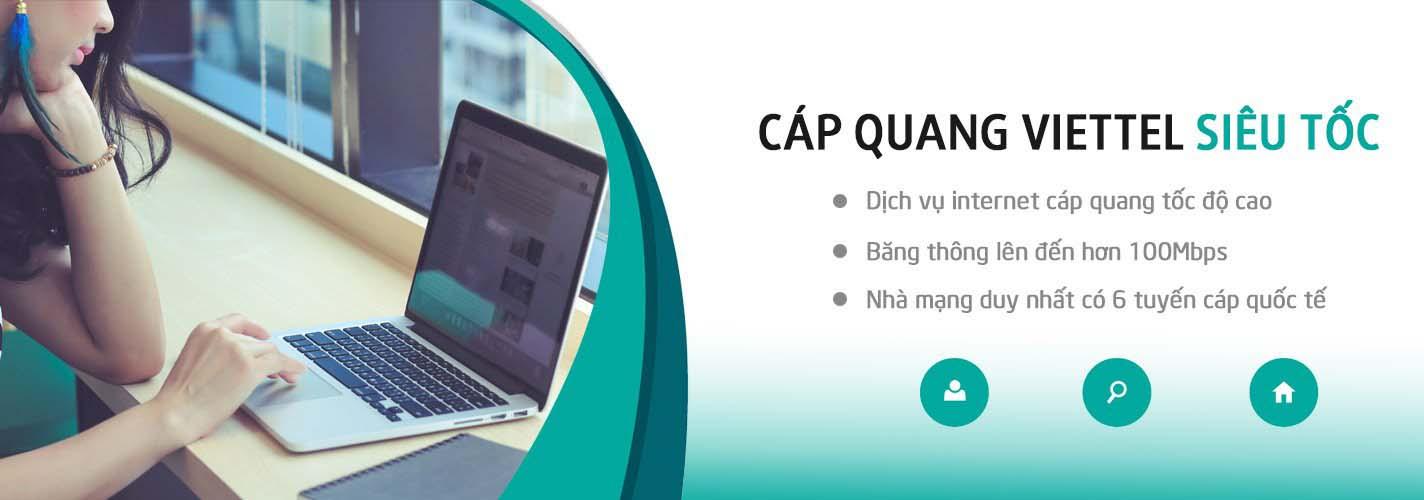 Lắp mạng Viettel tại Vinh Nghệ An - Hotline: 0961 691 777