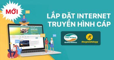 Các quyền lợi khi khách hàng đăng ký lắp mạng Viettel tại Nghệ An