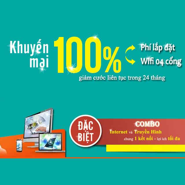 Lắp mạng internet tại Vinh - Hotline: 0961 691 777
