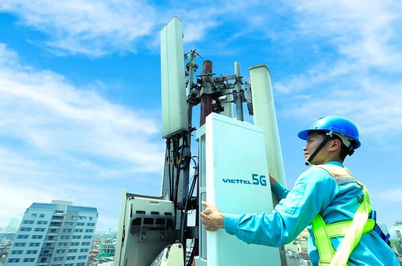 Viettel chính thức triển khai mạng 5G