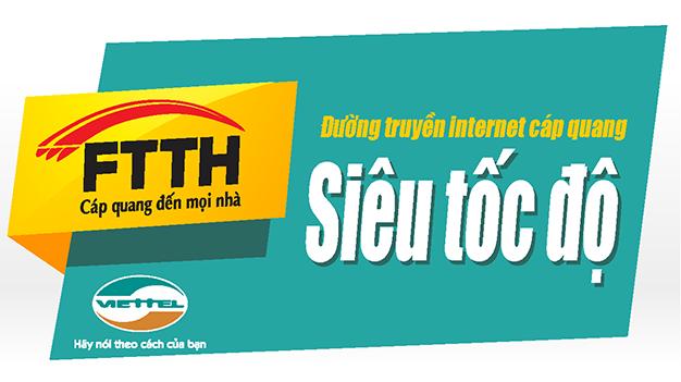 Làm thế nào để kết nối internet Viettel