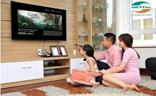 Truyền hình smart Viettel là gì?