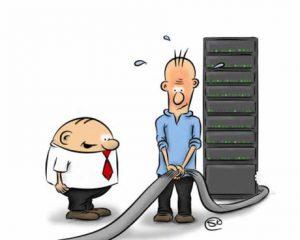 Bóp băng thông internet là gì?