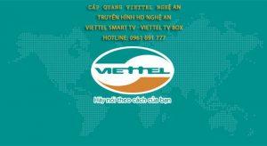 Truyền hình HD Viettel Nghệ An