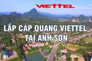 Lắp đặt cáp quang Viettel tại Anh Sơn