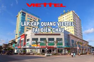 Lắp cáp quang Viettel tại Diễn Châu
