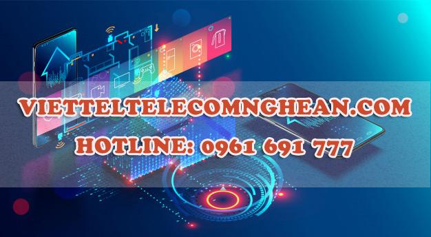 Vietteltelecomnghean dịch vụ mạng tốt nhất hiện nay
