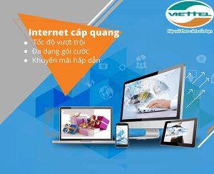 Liên hệ đăng kí lắp đặt internet Viettel tại Nghệ An