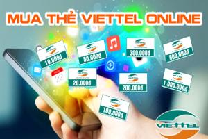 Nạp thẻ Viettel online có dễ không?